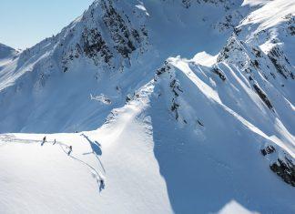 heli skiing, New Zealand, southern lakes