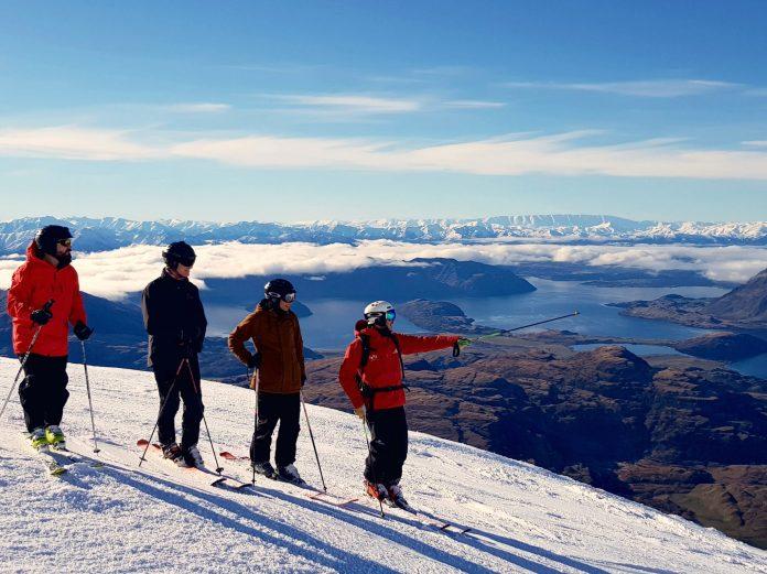 Sofa Ski Camp, Treble Cone