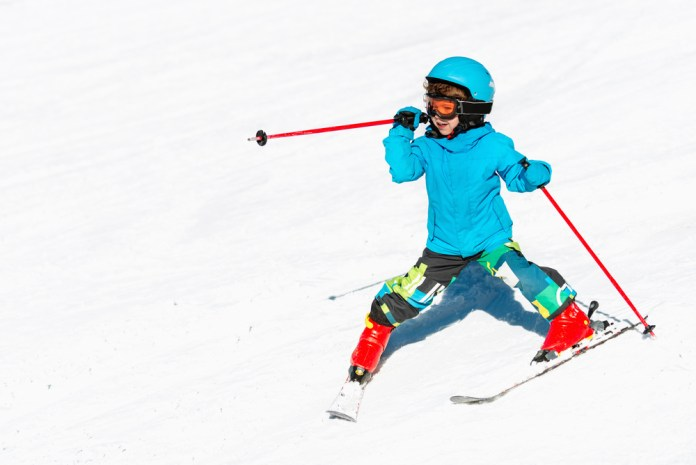 how to make your kids have fun at ski school