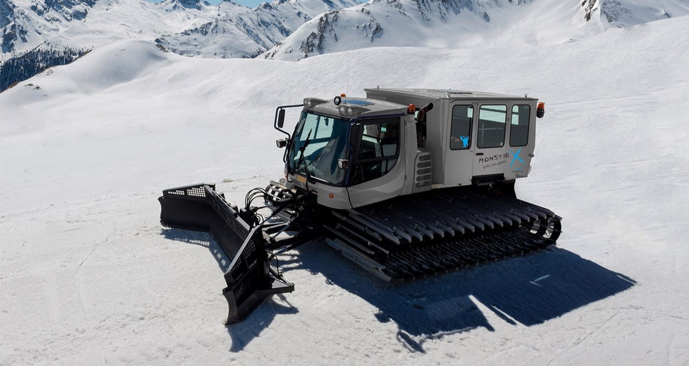 Panorama ski resort in Canada launches Monster X inbounds 'cat