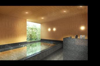 first cabin onsen
