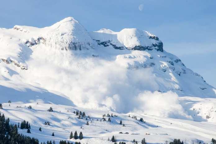 avalanche Australian austria death