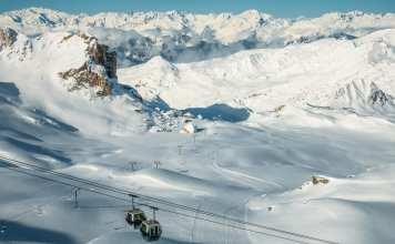 off piste austria ski resort