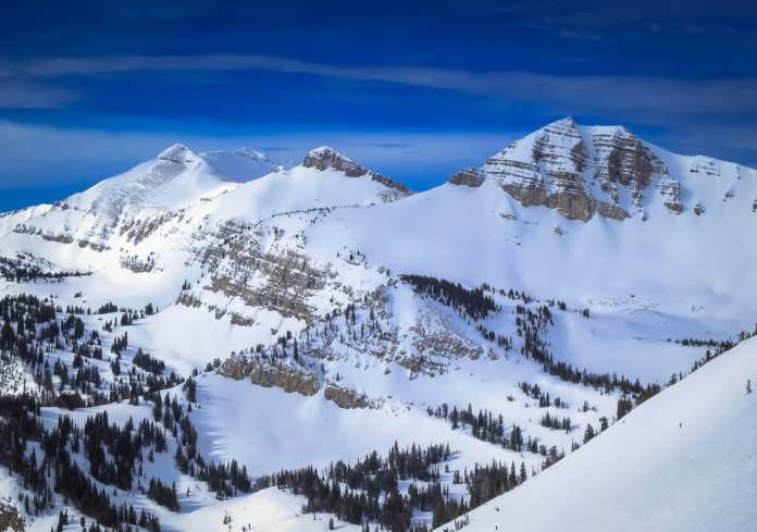 view from jackson hole