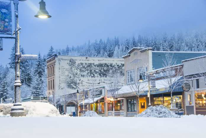 Rossland British Columbia