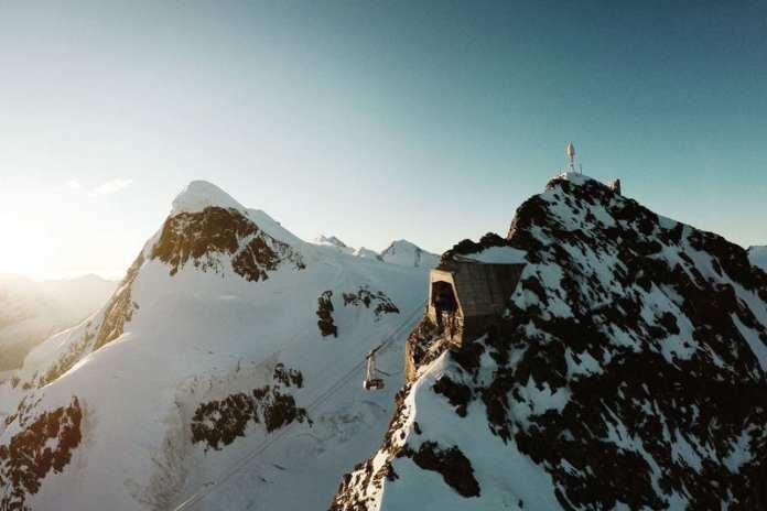 key visual matterhorn glacier paradise front large