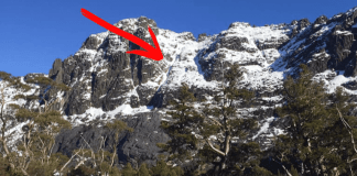 cradle mountain east face
