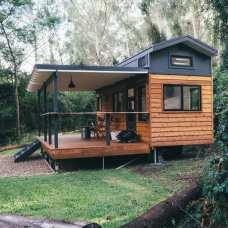 Tallarook Tiny Home.