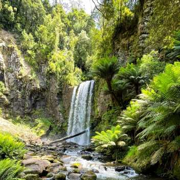 Hopetoun Falls. Photo credit: Michaela Davis-Meehan