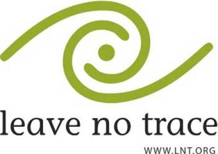 Leave No Trace logo: lnt principles