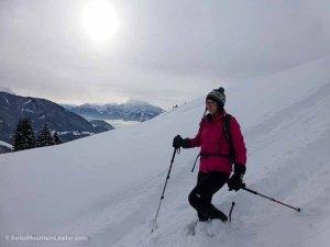 29 Dec 2014 - winter afternoon in Leysin, Swiss Alps