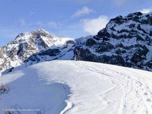 10 Jan 2015 - pointe Arpille, Les Diablerets, Swiss Alps.