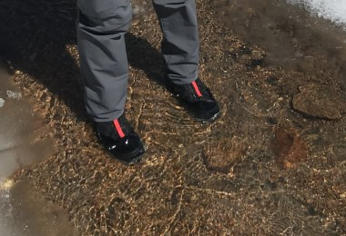 Wolverine boot review: ShiftPlus Polar Range Boa boot in stream