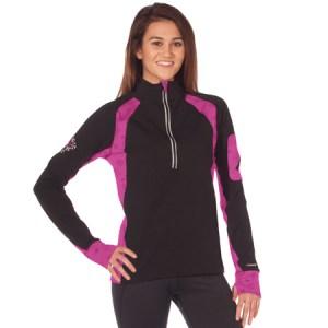 SportHill Women's XC 3SP Zip Top
