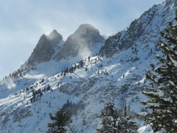 Carson Peak in Silver Lake