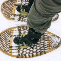 Four Kinds of Snowshoes for Big People and Heavy Loads