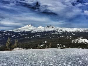The Summit of Tumalo Mountain