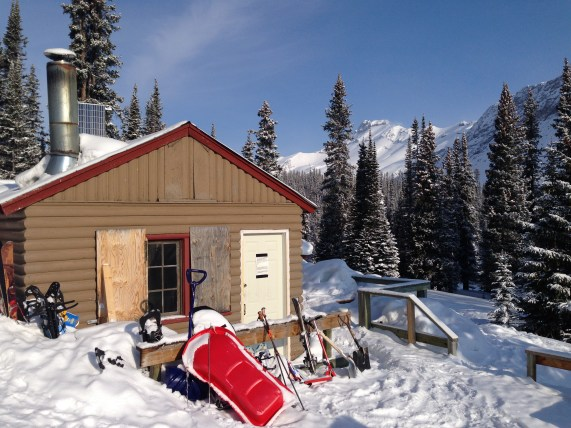 The Hilda Creek Hostel, Banff National Park