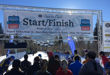 Beaver Creek Snowshoe Series 2016