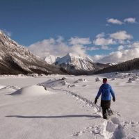 Trail Etiquette For Snowshoeing and Winter Hiking