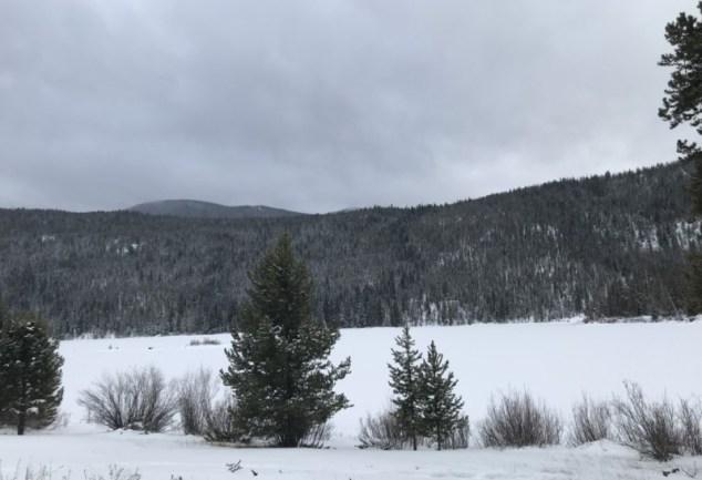 Monarch Lake, Grand County, Colorado