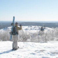 Slide Into Backcountry Snowboarding This Season on Snowshoes
