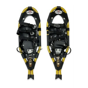 Redfeather Vapor running snowshoes gold color