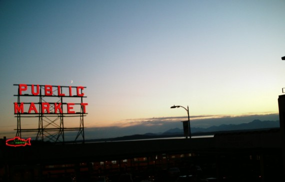 Pikes Place Market- Washington