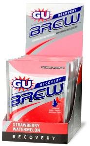 GU Recovery Brew Drink