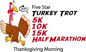 The fun of these races is seen when looking at all of the various characterizations of Mr. Turkey.