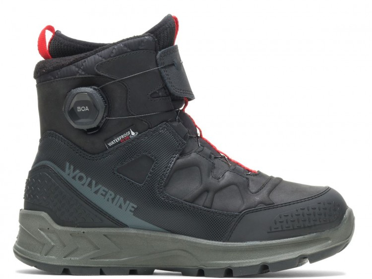 Wolverine boot review: Men ShiftPlus Polar Range Boa Winter Boot
