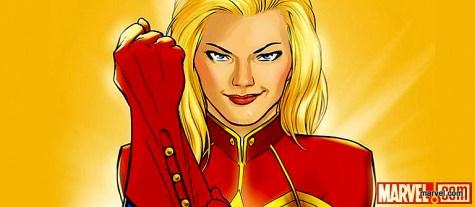 """Captain Marvel's superhero Carol Danvers """"one of the toughest women on earth"""""""