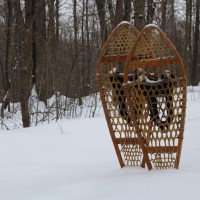 Traditional Snowshoe Care and Maintenance