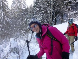 29 Dec 2014 - Forest above Leysin, Swiss Alps