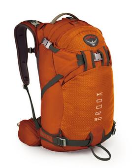 The Osprey Kode 30 Backpack: A Snowshoer's Backcountry Best Friend