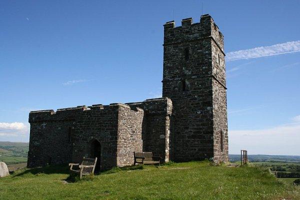 Brent Tor - Dartmoor, England