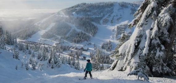 Cypress Mountain, BC