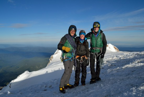 The BEST Guides Ever For Mt Hood Summit