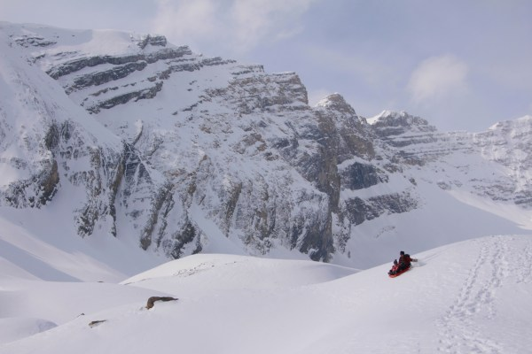see gorgeous views on snowshoes!
