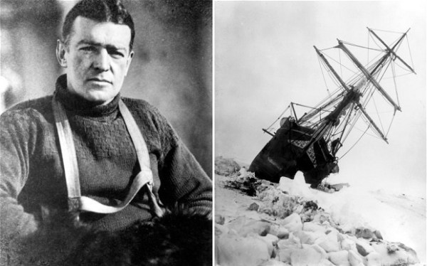 Ernest Shackelton initially thought the ship would break free