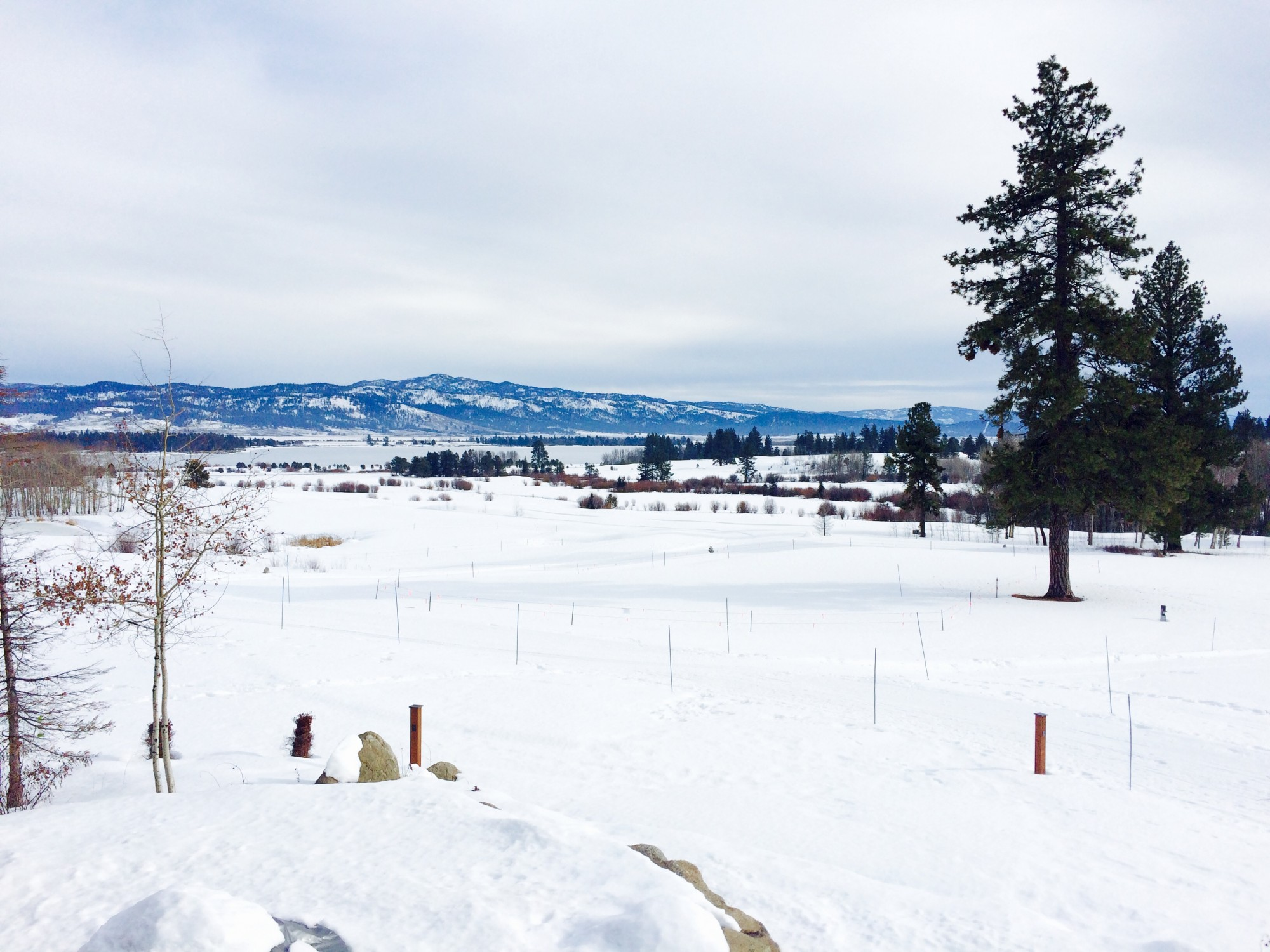 Snowshoes and Sweethearts: Three Romantic Days in McCall