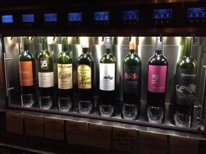 """Self-serve wine """"taps"""" make Bodovino one of a kind."""