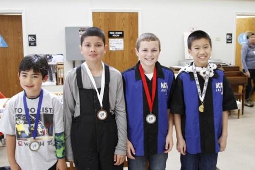jazz trax 2016 four young boys finish
