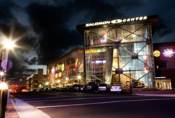 Salomon Center