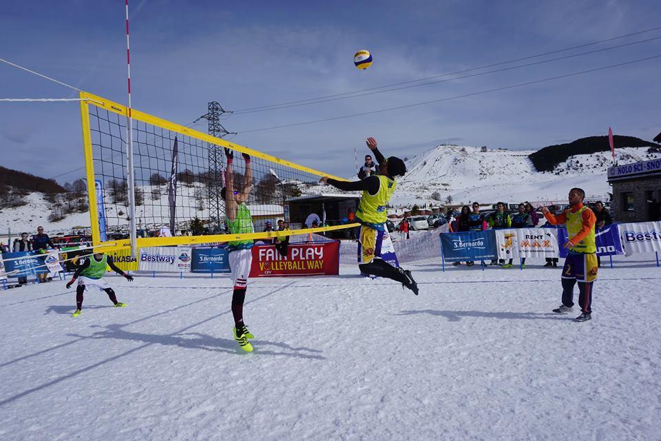 Snow Volley Roccaraso
