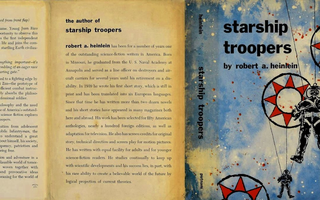 Misconceptions About Starship Troopers And Military Science Fiction