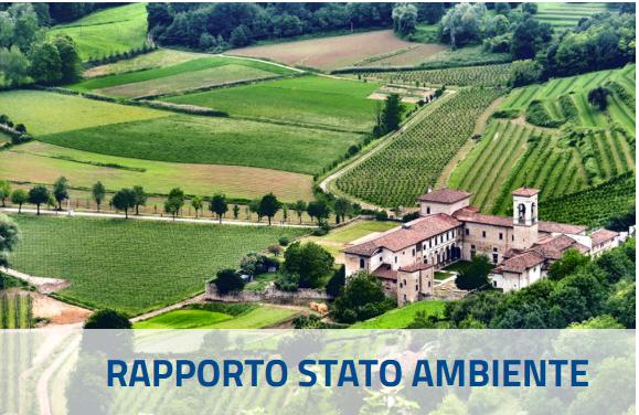 Rapporto sullo stato dell'ambiente della Lombardia