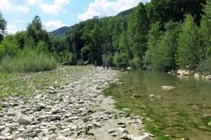 Fiumi e laghi in Toscana