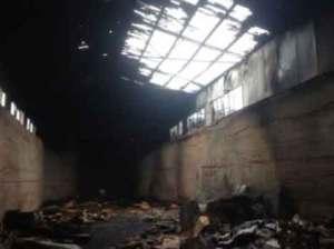 Incendi di attività industriali in Toscana nel 2018
