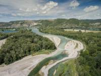 Il Drôme, un fiume francese in un video animato di Arpa Valle d'Aosta